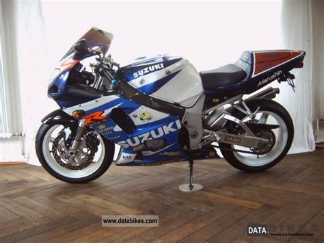 Suzuki 750 Gsxr 2000 2000 Suzuki Gsx R 750