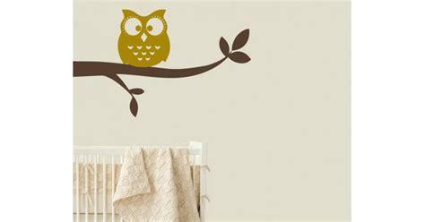 Comment Installer Une Cuisine 4275 by Stickers Enfants Stickers Muraux Chouette Debout Sur Les
