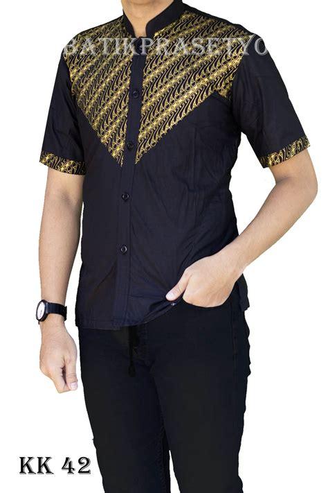trend baju koko terbaru 2018 batik prasetyo