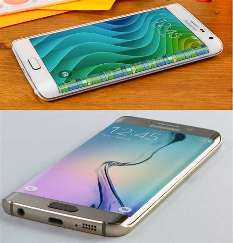 Samsung S6 Curve samsung galaxy s6 edge vs samsung galaxy note edge which one has better curve ibtimes india