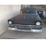 1957 1958 FORD COURIER PANEL WAGON PROJECT GALAXIE