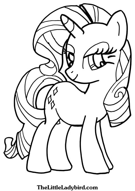 my little pony logo coloring pages free my little pony coloring pages thelittleladybird com