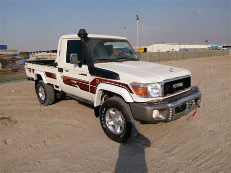 land cruiser pickup v8 turbo toyota land cruiser pickup diesel 2016 in dubai