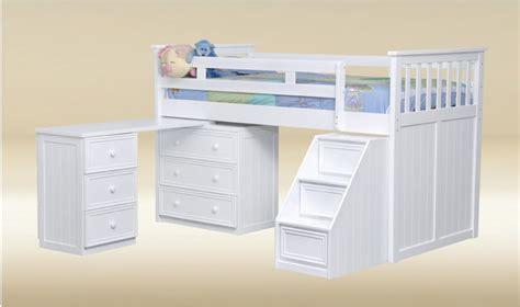 charleston storage loft bed with desk white charleston storage loft bed with desk white assembly