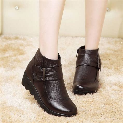 Sepatu Wanita Flat Shoes Berkualitas Sepatu Tms 334 Terbaru 2018 buy wholesale snow boot from china snow boot wholesalers aliexpress