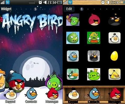 themes samsung wave 3 download my wave 525 angry bird theme for samsung wave 525 533