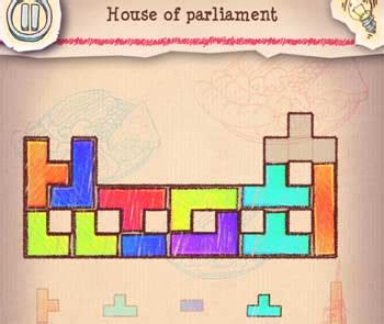 how to do bright house in doodle fit 2 doodle fit 2 united kingdom uk house of parliament level