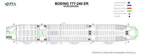 boeing 777 pia seating plan pia aircraft seat maps history of pia forum