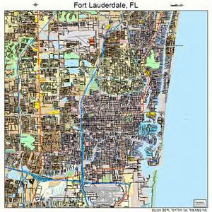 fort lauderdale florida map 1224000