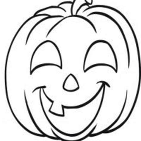 printable coloring pages jack o lantern smiling jack o lantern