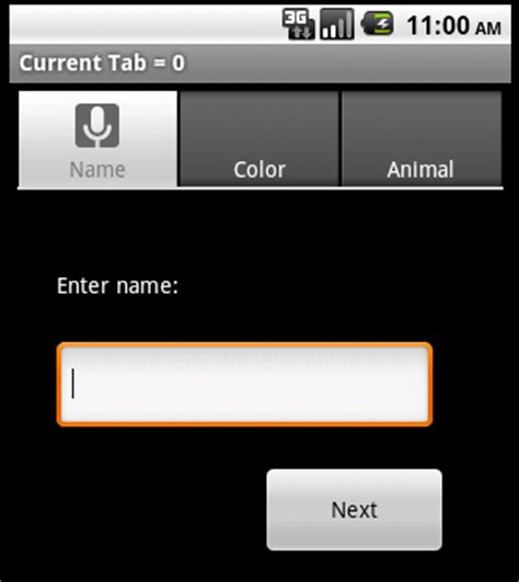 tutorial tabhost android android tutorial tabhost tutorial b4x community