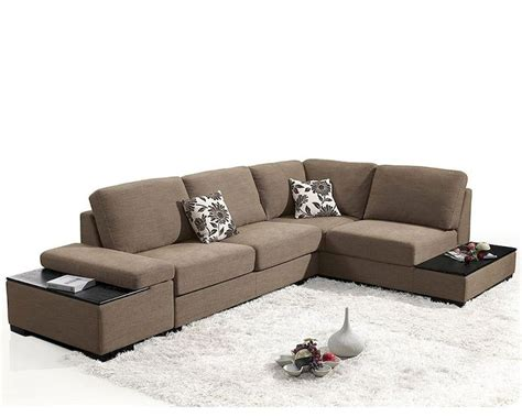 Sofa Style Bed by Fabric Sectional Sofa Bed In Style 44l6015