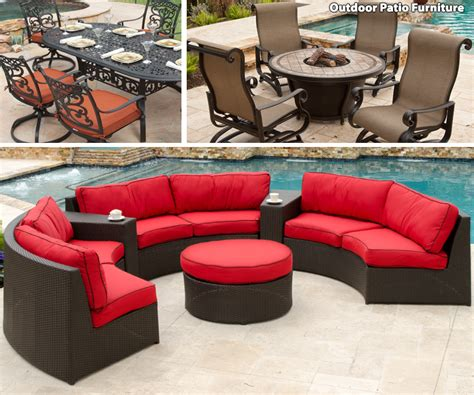 best of outdoor patio furniture designs wrought iron