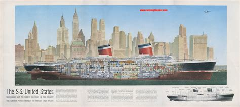 new york new years cruise s s united states likely coming to manhattan where will