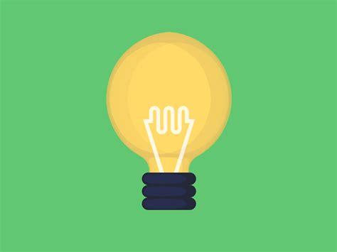 light bulb checker light bulb icon by ruben b 246 hler dribbble