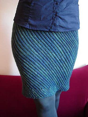 knit skirt pattern fall s trend free knit and crochet skirt patterns