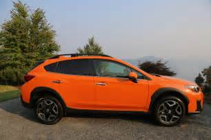 Subaru Crosstrek Upgrades 2018 Subaru Crosstrek Review Autoguide News