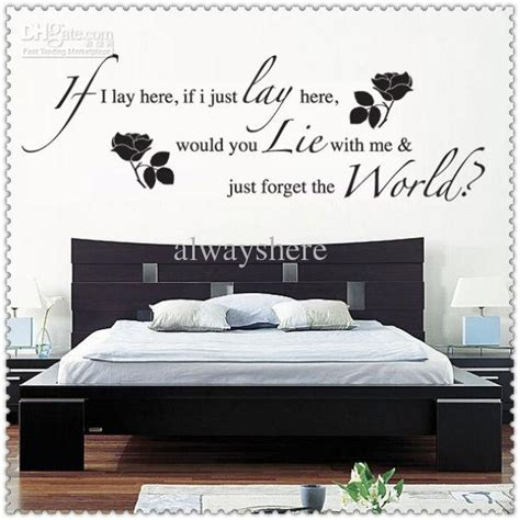 word for bedroom creative and inspiration wall quotes for bedroom
