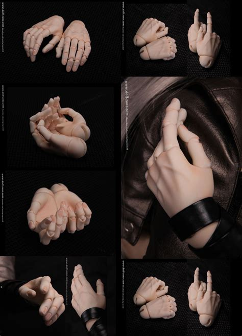 ball jointed doll jointed hands jointed for 70cm bjd jointed doll h b 70