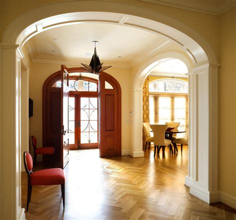 Interior Arch Designs For Home Foyer Entry