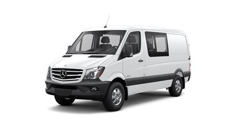 Mercedes Sprinter Crew by Sprinter Crew Features Mercedes Vans
