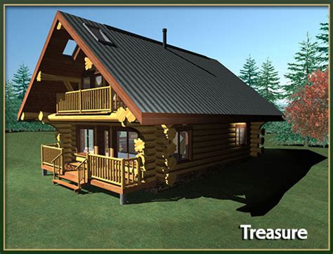 Three Bedroom Houses by Davidson Log Homes 500 To 1000 Square Feet