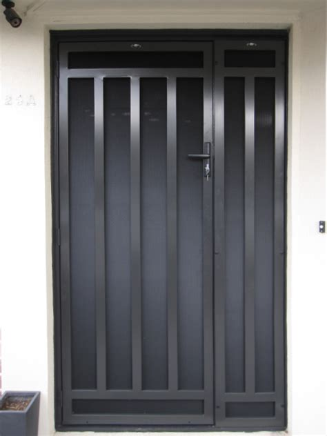 huntingdale steel security door