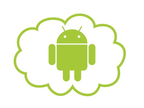 cloud computing and cloud hosting with android - Does Android A Cloud