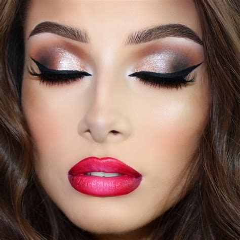 new year makeup look new year s makeup looks 2016 mugeek vidalondon