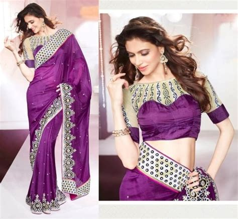 Blouse Top Violet Bordir 45 most traditional saree blouse designs for indian