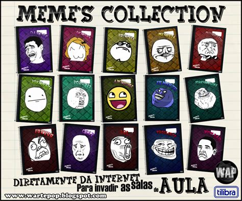 Meme Collection - on memetics the collective noun for memes