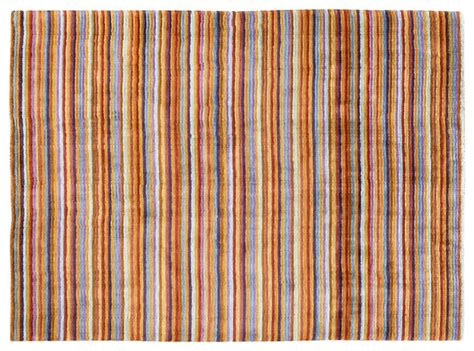 colorful striped rug colorful stripes rug modern rugs los angeles by viesso