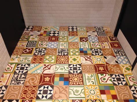 Beau Photo Petite Salle De Bain #5: Ob_337f60_patchwork-carreaux-ciment-couleur.JPG