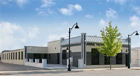 Belleville Il Post Office by Mac Inc Into New Corporate Headquarters