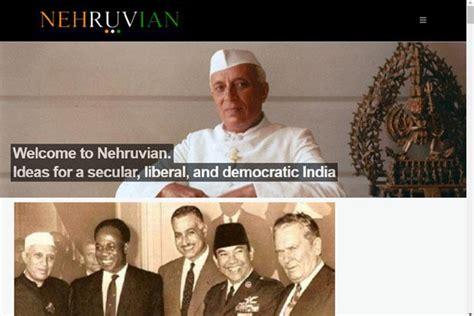 nehru s india livemint nehru s online warriors a website called nehruvian com