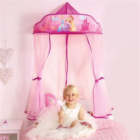 Hanging Bed Canopy Disney Princess Hanging Bed Canopy New Bedroom Decor Ebay