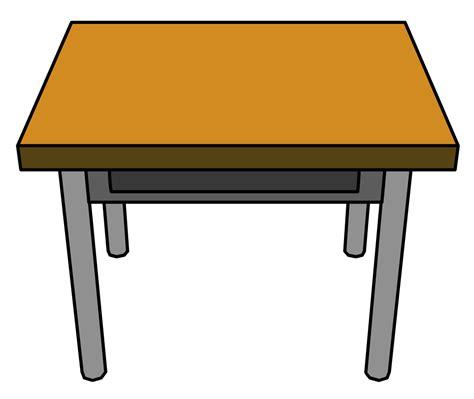 Schook Clean Desk Clipart Cliparthut Free Clipart Student Desk Clip