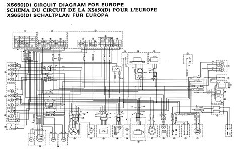xs650d wiring diagram 21 wiring diagram images wiring