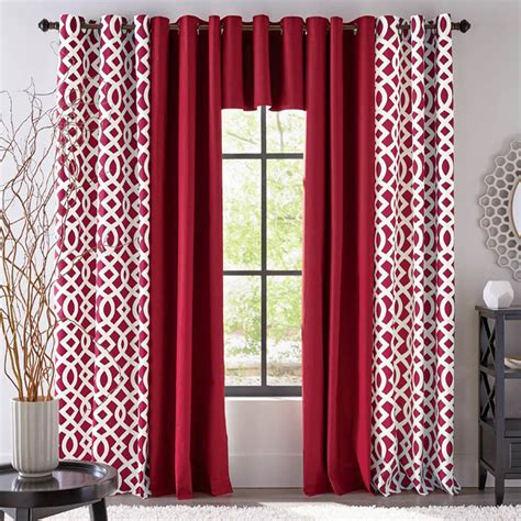 geometric pattern curtain panels 8 easy ways to add geometric home d 233 cor