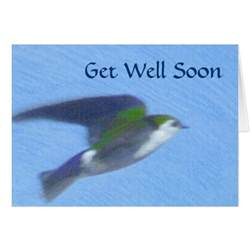 get well soon template card