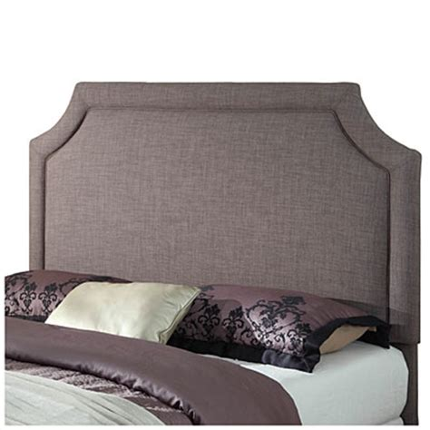 headboards big lots brown arched upholstered headboard big lots