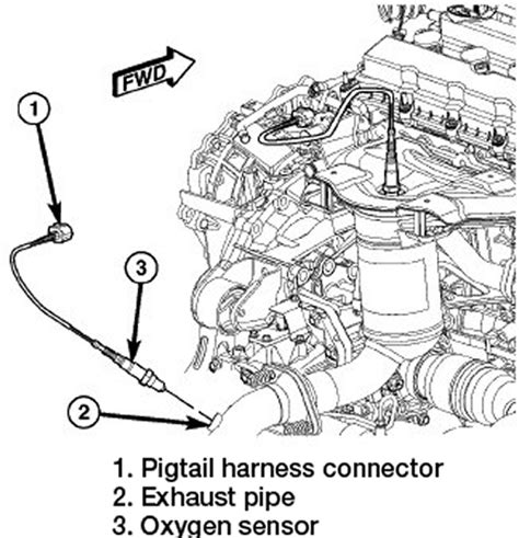2007 Jeep Compass Engine Diagram Repair Guides Components Systems Heated Oxygen