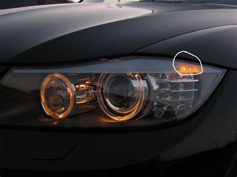 bmw e90 headlights lci headlight leds