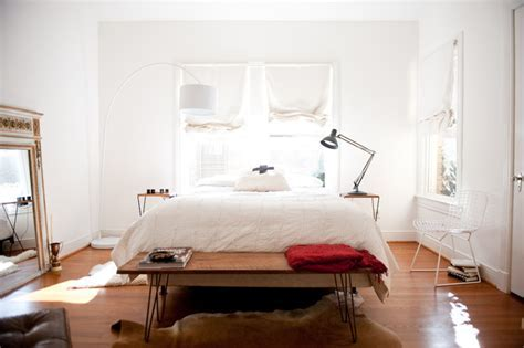 Bright white bedroom   Eclectic   Bedroom   dallas   by