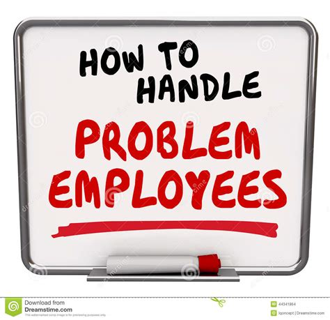 7 Tips On How To Handle A Moody Person by How To Handle Problem Employees Worker Management Advice