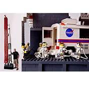 Massive Lego Saturn V Rocket Stands 19ft Tall Uses