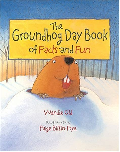 groundhog day novel groundhogs day activities and books for happy brown