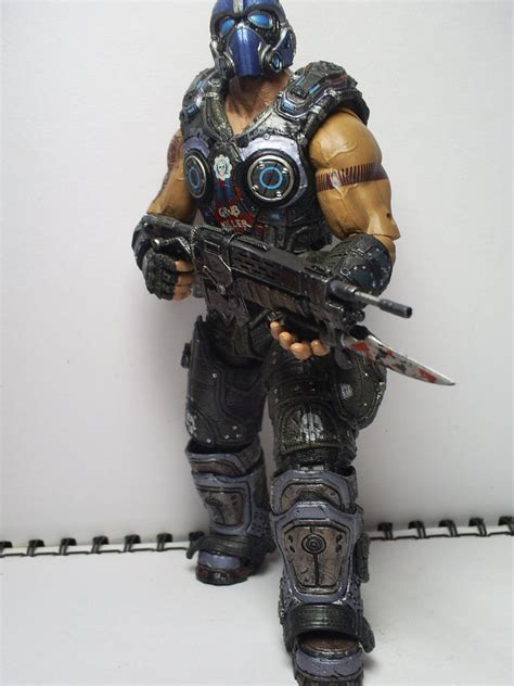 gears of war 3 clayton carmine by lugnut1995 on deviantart