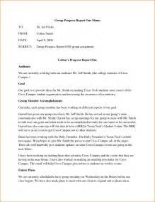 Memorandum Report Sample 7 Memo Report Rejection Letters
