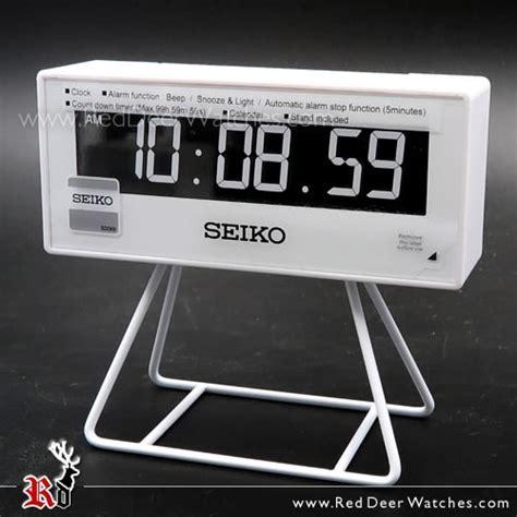 buy seiko countdown style sports timing alarm clock